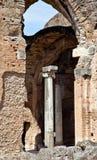 Columnas romanas Fotos de archivo libres de regalías