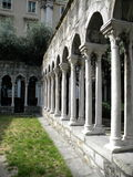Columnata Imagen de archivo