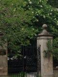 Columned beauty stock photo