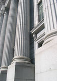 Columns. In Montreal, Canada Stock Photography