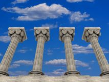Columns 14 Royalty Free Stock Photos