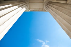 Columns Royalty Free Stock Photography