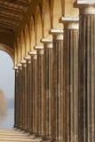 Columns. Of the Heilandskirche near Berlin Stock Image