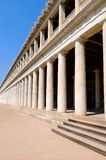 The columns Royalty Free Stock Photos