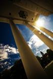 Columns Stock Image