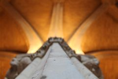 Columns and Arches Royalty Free Stock Photos