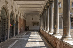 Columns and arches Stock Image