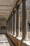 Columns and arches Royalty Free Stock Photo