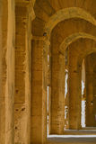 Columns and arches Royalty Free Stock Image