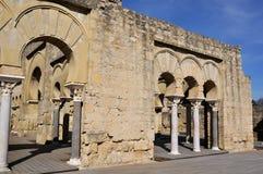 Medina Azahara. Cordoba, Spain Stock Photography
