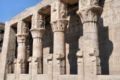 Free Columns At Edfu Temple 2 Royalty Free Stock Photo - 12314785