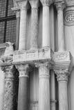 Columns of the Basilica di San Marco Royalty Free Stock Photography