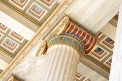 Columns classic Stock Photography