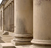 Columns of Columns royalty free stock image