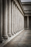 Columns Royalty Free Stock Photos
