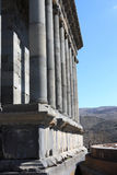 Columns of Garni Stock Photography