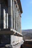 Columns of Garni. Columns of Hellenistic temple of Garni, Armenia Stock Photography