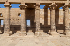 Columns of Isis Royalty Free Stock Image