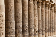 Columns of Isis Stock Photography