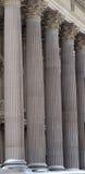 Columns At Legislative Building Edmonton, Alberta Royalty Free Stock Photos