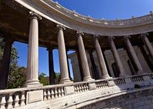 Columns of Longchamp palace, Marseille Stock Photography