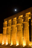 Columns of Luxor Stock Photos