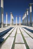 Columns at the National Arboretum Stock Photos