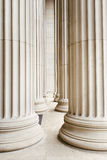 Columns old building