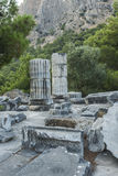 Columns of Priene Stock Photos
