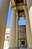 Columns in the Roman style Stock Images