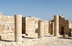Columns Ruins Stock Image