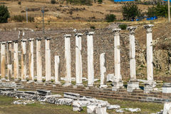 Columns and Ruins Royalty Free Stock Photography