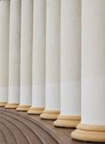 Columns and steps Stock Photos