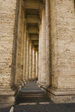 Columns By The Vatican Royalty Free Stock Images