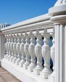 colums λευκό Στοκ Φωτογραφία