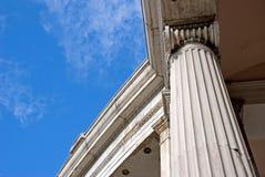 Coluna Fotografia de Stock