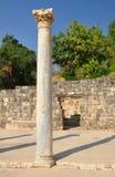 Coluna antiga. Imagem de Stock Royalty Free