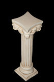 Coluna branca Imagem de Stock Royalty Free
