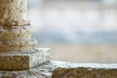 Coluna clássica Fotos de Stock Royalty Free