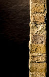 Coluna da parede Foto de Stock Royalty Free