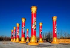 Coluna da unidade nacional Imagem de Stock