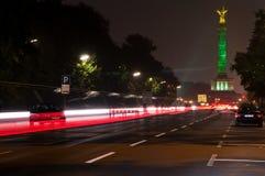 Coluna da vitória, Berlim, Alemanha Imagem de Stock Royalty Free