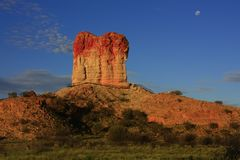 Coluna das câmaras, Território do Norte, Austrália imagens de stock royalty free