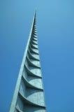 Coluna de aço em Wroclaw Imagem de Stock Royalty Free