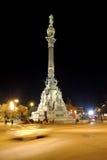 Coluna de Christopher Columbo Imagens de Stock Royalty Free