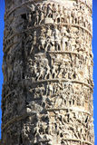 Coluna de Marcus Aurelius Imagens de Stock