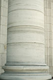 Coluna de mármore velha Imagem de Stock Royalty Free