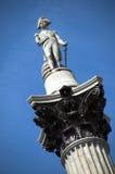 Coluna de Nelsonâs Fotografia de Stock Royalty Free