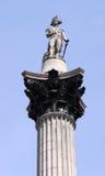 Coluna de Nelson imagens de stock royalty free