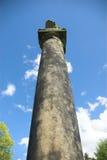 Coluna de pedra Fotos de Stock
